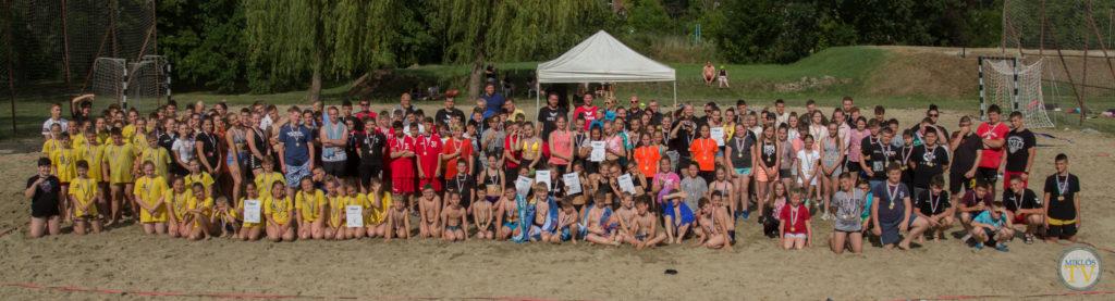 strandkézi csoport